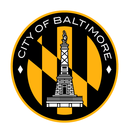 Baltimore City Open GIS Data logo